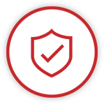 anti-virus monitoring icon